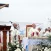 San Nicolò d'Arcidano: un momento della Messa – Foto di Sardegna Terra di Pace – Tutti i diritti riservati