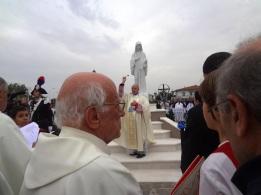 San Nicolò d'Arcidano: aspersione – Foto di Sardegna Terra di Pace – Tutti i diritti riservati