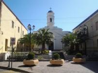 San Nicolò d'Arcidano: esterno chiesa di San Nicolò Vescovo – Foto di Sardegna Terra di Pace – Tutti i diritti riservati
