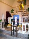San Nicolò d'Arcidano: altare della chiesa di San Nicolò Vescovo – Foto di Sardegna Terra di Pace – Tutti i diritti riservati