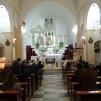 San Nicolò d'Arcidano: veduta interna della chiesa di San Nicolò Vescovo – Foto di Sardegna Terra di Pace – Tutti i diritti riservati