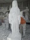 San Nicolò d'Arcidano: realizzazione statua della Regina della Pace 8 – Foto di Sardegna Terra di Pace – Tutti i diritti riservati