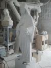 San Nicolò d'Arcidano: realizzazione statua della Regina della Pace 9 – Foto di Sardegna Terra di Pace – Tutti i diritti riservati