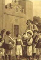 Sant'Ignazio da Làconi indica i coetanei