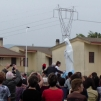 San Nicolò d'Arcidano: svelamento della statua – Foto di Sardegna Terra di Pace – Tutti i diritti riservati
