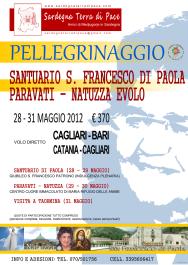 Locandina Ufficiale Pellegrinaggio Natuzza 2012 – Foto di Sardegna Terra di Pace – Tutti i diritti riservati