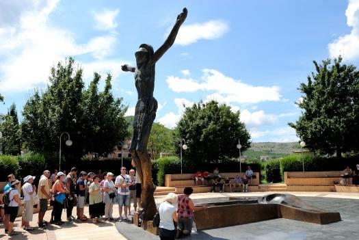 Medjugorje: Cristo Risorto – Foto di Sardegna Terra di Pace – Tutti i diritti riservati