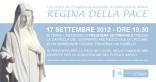 Locandina Incontro di Preghiera Settimanale del 17 Settembre 2012
