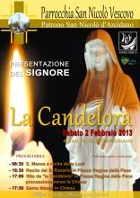 Festa della Presentazione del Signore - 28 Gennaio 2013