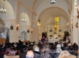San Nicolò d'Arcidano: messa nella chiesa di San Nicolò Vescovo (1) – Foto di Sardegna Terra di Pace – Tutti i diritti riservati