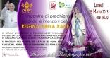 Locandina Incontro di Preghiera Settimanale del 25 Marzo 2013