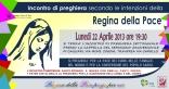 Locandina Incontro di Preghiera Settimanale del 22 Aprile 2013