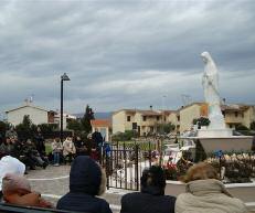 """Piazza """"Regina della Pace"""""""