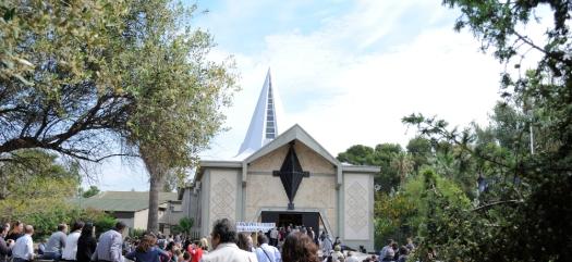 Chiesa parrochiale Beata Vergine della Salute – Foto di Sardegna Terra di Pace – Tutti i diritti riservati