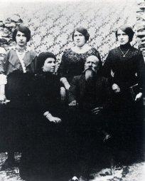 La famiglia Carboni - Foto del Comitato Serva di Dio Edvige Carboni - Tutti i diritti riservati