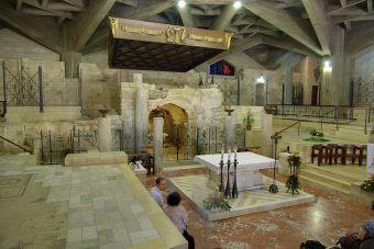 Presbiterio della Basilica - Foto di Berthold Werner - CC BY-SA 3.0, 2.5, 2.0, 1.0