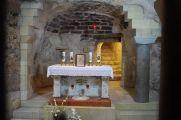 Grotta dell'Annunciazione di Nazareth - Foto di Rudko - CC0 1.0