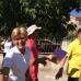 Apparizione 2 Agosto 2013: Mirjana saluta i pellegrini (4) – Foto di Gospodine – Tutti i diritti riservati