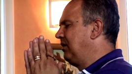 Medjugorje: Ivan in preghiera - Foto di Sardegna Terra di Pace - Tutti i diritti riservati