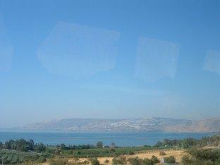 Lago di Tiberiade, Israele - Foto di NicFer - Pubblico Dominio