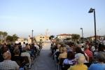 San Nicolò d'Arcidano: fedeli durante la Santa Messa - Foto di Sardegna Terra di Pace - Tutti i diritti riservati