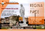 Piazza Regina della Pace: Incontro di preghiera per la pace in Siria e nel mondo