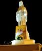 San Nicolò d'Arcidano: statua della Regina della Pace (3) – Foto di Sardegna Terra di Pace – Tutti i diritti riservati