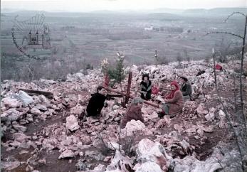 Podbrdo 1983 – Foto di Sardegna Terra di Pace – Tutti i diritti riservati
