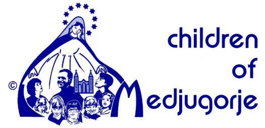 "Logo ufficiale della associazione ""Children Of Medjugorje"" - Foto di sremmanuel.org - Tutti i diritti riservati"