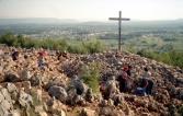 Medjugorje: Collina delle Apparizioni – Foto di Sardegna Terra di Pace – Tutti i diritti riservati
