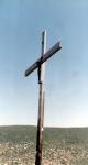 Croce sulla Collina delle Apparizioni – Foto di Sardegna Terra di Pace – Tutti i diritti riservati