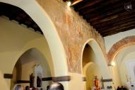 Galtellì: affreschi raffiguranti episodi del Vangelo - Foto di Sardegna Terra di Pace - Tutti i diritti riservati