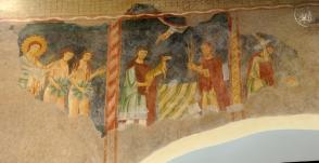 Galtellì: affresco sull'antico testamento - Foto di Sardegna Terra di Pace - Tutti i diritti riservati