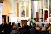 Galtellì: discorso di benvenuto del Parroco - Foto di Sardegna Terra di Pace - Tutti i diritti riservati