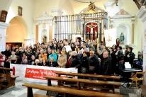 Galtellì: pellegrini (2) - Foto di Sardegna Terra di Pace - Tutti i diritti riservati