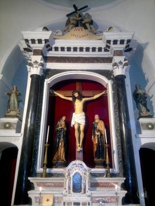 Galtellì: Santissimo Crocifisso (3) - Foto di Sardegna Terra di Pace - Tutti i diritti riservati