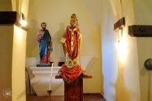 Galtellì: statua di San Pietro - Foto di Sardegna Terra di Pace - Tutti i diritti riservati