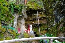 Gonare: edicola votiva sul monte - Foto di Sardegna Terra di Pace - Tutti i diritti riservati