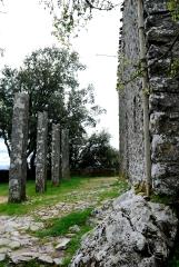 Gonare: esterno del santuario (4) - Foto di Sardegna Terra di Pace - Tutti i diritti riservati