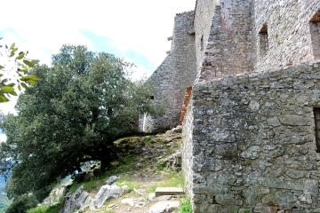 Gonare: esterno del santuario (5) - Foto di Sardegna Terra di Pace - Tutti i diritti riservati