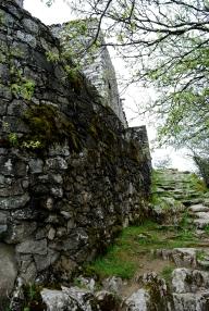 Gonare: esterno del santuario - Foto di Sardegna Terra di Pace - Tutti i diritti riservati