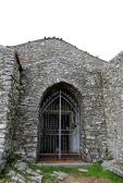 Gonare: ingresso pricipale del Santuario - Foto di Sardegna Terra di Pace - Tutti i diritti riservati