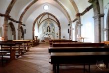 Gonare: interno del Santuario - Foto di Sardegna Terra di Pace - Tutti i diritti riservati