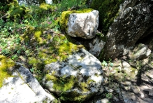 Gonare: luogo dove secondo la tradizione si sedette la Madonna - Foto di Sardegna Terra di Pace - Tutti i diritti riservati