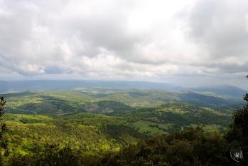 Gonare: panorama dal monte - Foto di Sardegna Terra di Pace - Tutti i diritti riservati