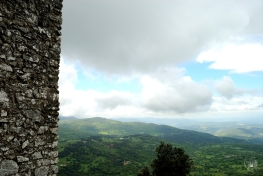 Gonare: panorama dal Santuario - Foto di Sardegna Terra di Pace - Tutti i diritti riservati