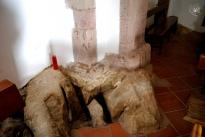 Gonare: particolare all'interno del Santuario - Foto di Sardegna Terra di Pace - Tutti i diritti riservati
