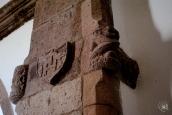 Gonare: particolare all'interno del Santuario (2) - Foto di Sardegna Terra di Pace - Tutti i diritti riservati