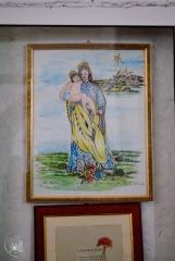 Gonare: quadro di un devoto - Foto di Sardegna Terra di Pace - Tutti i diritti riservati