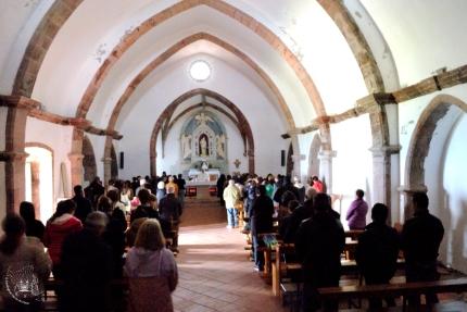 Gonare: Santa Messa presso il santuario (2) - Foto di Sardegna Terra di Pace - Tutti i diritti riservati